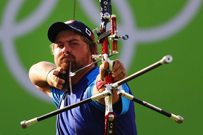 Did Leonardo DiCaprio just win a medal at the Olympics??