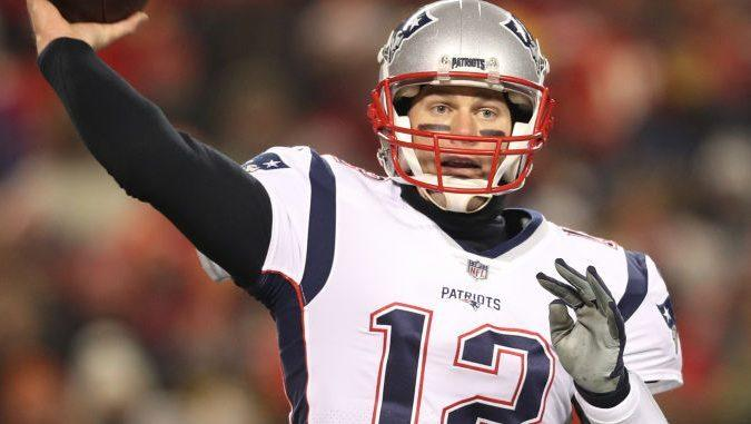 Chiefs found the fan who pointed laser in Tom Brady's face