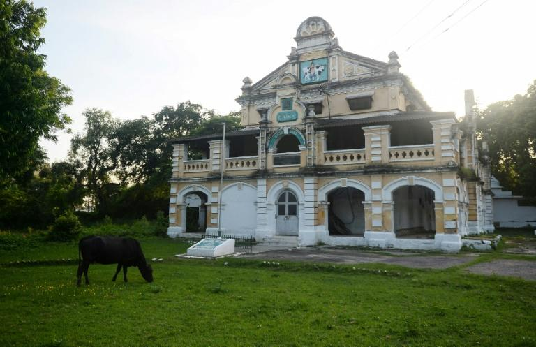 The Allahabad farm, set up in 1889, is the oldest of those once used by the British to house the cows transported to Asia to provide milk for the troops in city barracks