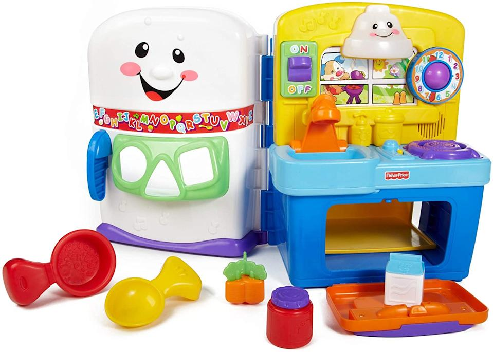 It features a range of sounds and songs for hours of play. (Photo: Amazon)