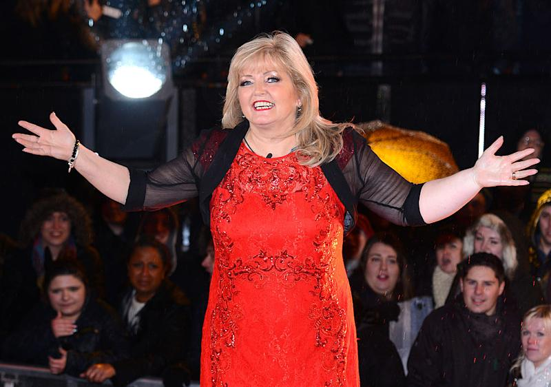 Linda Nolan and her sister Anne are both battling cancer. Linda pictured here in January 2014. (Getty Images)