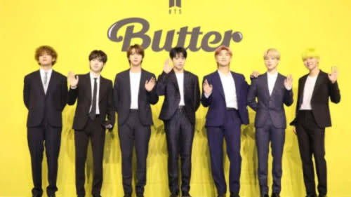 BTS' new album, 'Butter' will be released very soon