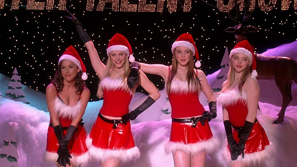 Lindsay Lohan is trying her best to get a Mean Girls sequel made (Image by Paramount Pictures)