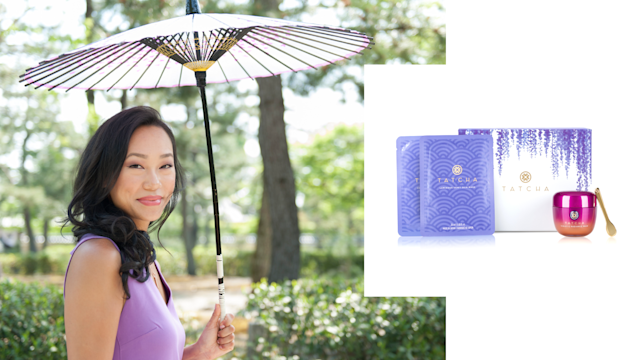 "<p>Our infatuation with Japanese beauty trends heightened when we were introduced to Tatcha. Victoria Tsai, the woman behind this popular brand, has managed to combine traditional J-beauty and wellness rituals with modern flair. Plus, there's no need to book a flight across the globe. We can walk into our local Sephora and get our hands on all of Tatcha's goodness.<br><br>Mask and Glow Set, $72, <a href=""https://www.tatcha.com/product/MASK-GLOW-SET.html?cgid=shop_all#start=12"" rel=""nofollow noopener"" target=""_blank"" data-ylk=""slk:tatcha.com"" class=""link rapid-noclick-resp"">tatcha.com</a>. (Art by Quinn Lemmers for Yahoo Lifestyle) </p>"