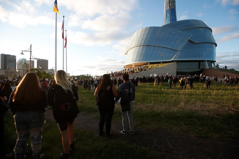 Embattled Canadian Human Rights Museum in Winnipeg has history of controversy