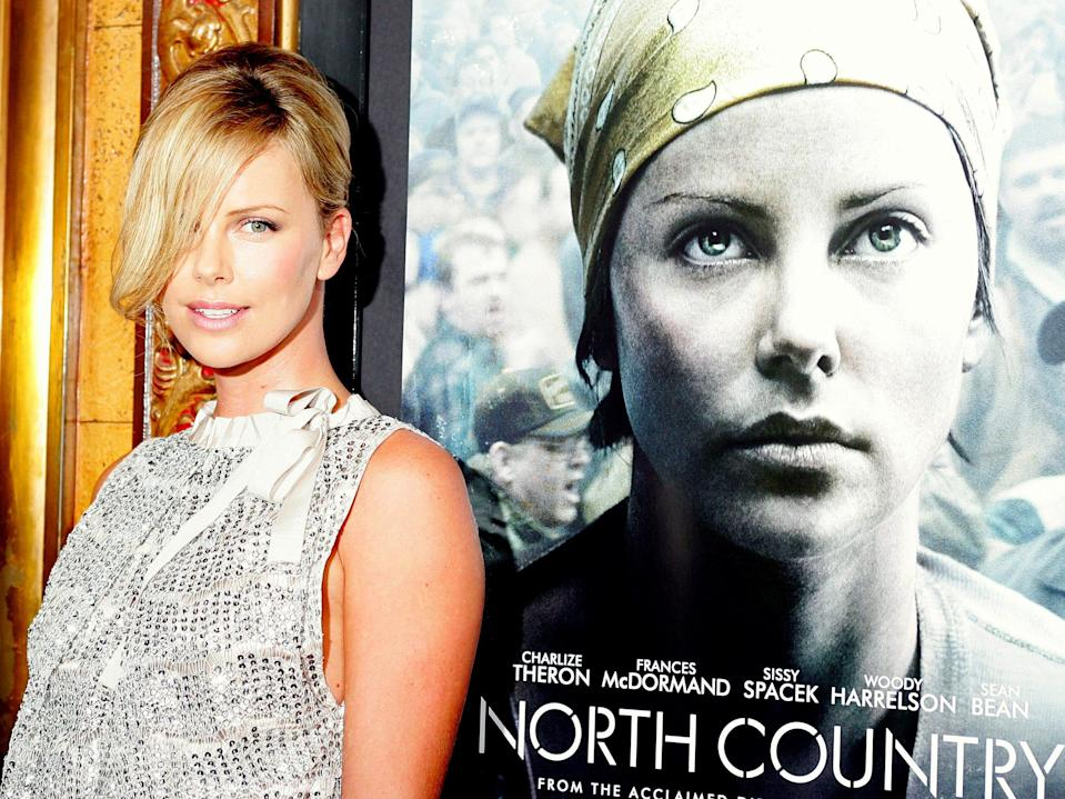 north country charlize theron