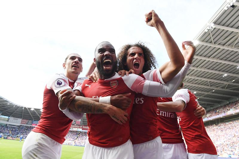 Matteo Guendouzi credits Arsenal 'togetherness' with propelling Unai Emery's side on unbeaten run