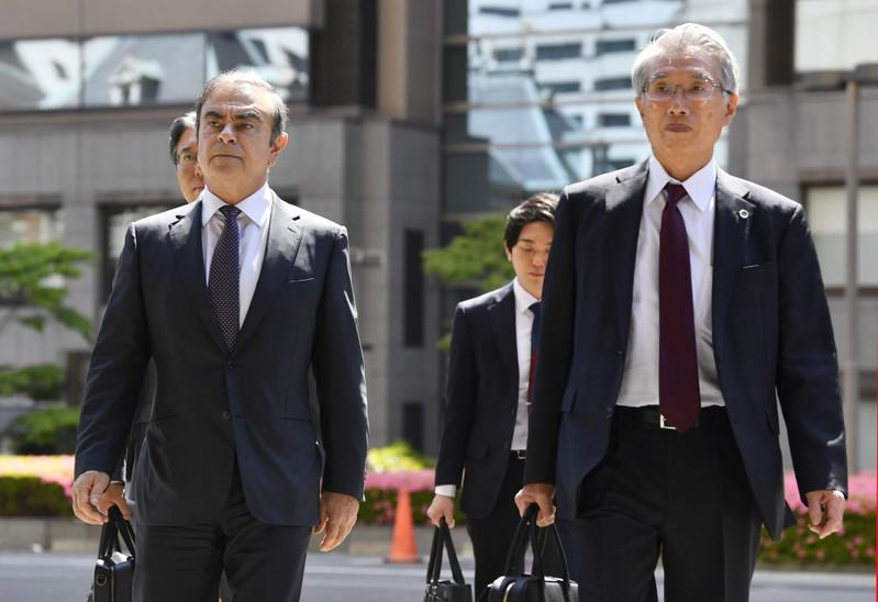 Ghosn's lawyers seek dismissal of charges, accuse prosecutors of misconduct