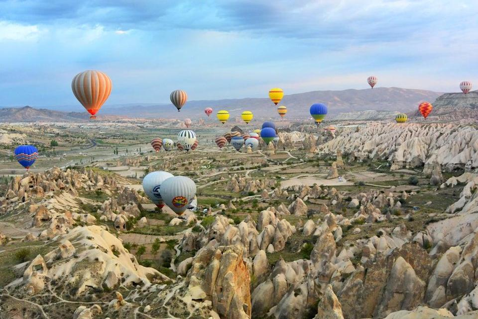 From Cappadocia to Istanbul: a definitive guide to  the best spots in Turkey  (Unsplash)