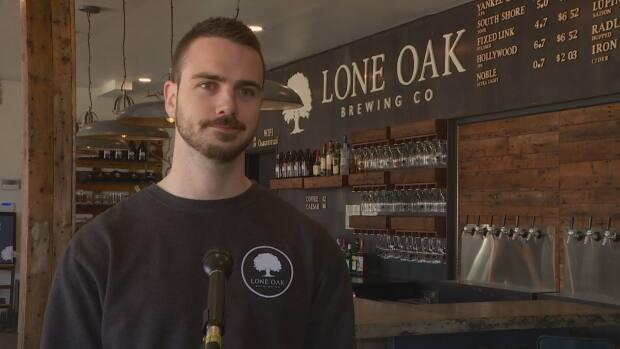 'The exposure alone, you know, is worth a lot to us. And we're excited to see that happen,' says Jared Murphy. co-owner of Lone Oak Brewing.