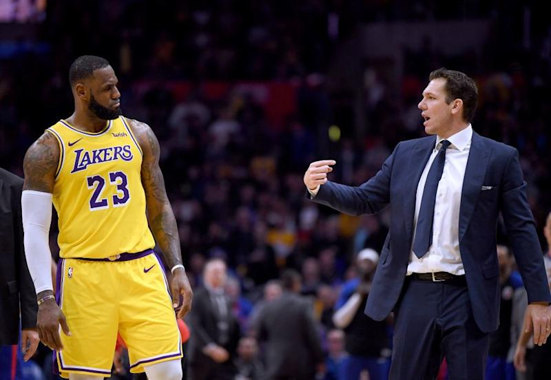 0e8fe8374dfe LeBron James and Luke Walton both fall on the list of who s to blame for the