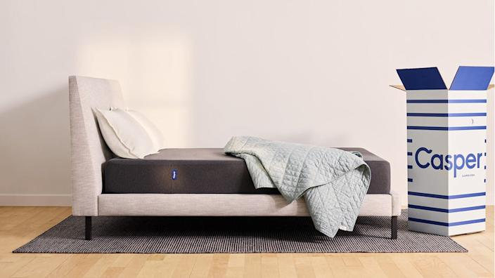 Get the best sleep of your life with a new Casper mattress.