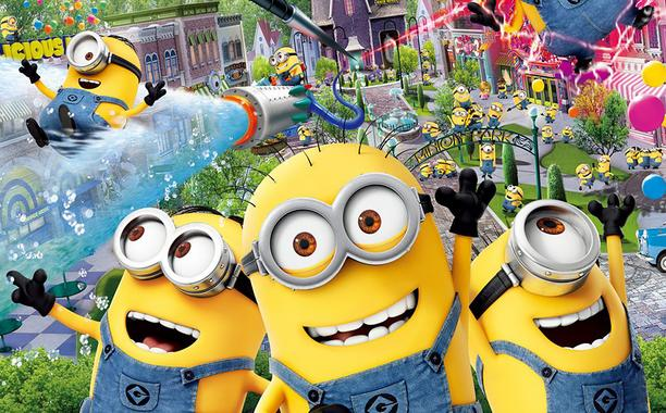 World's largest Minions-themed area coming to Universal Studios Japan