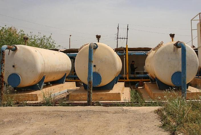 In 2014, Iraq prepared a 20-year, $180-billion plan to manage its water crisis (AFP Photo/SABAH ARAR)