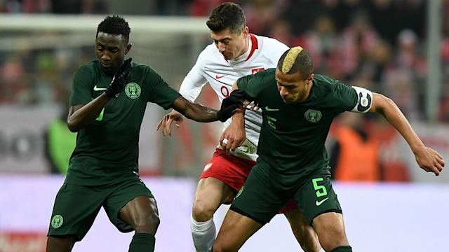 Gernot Rohr's men face the Eagles as they hope to end the international window with a victory