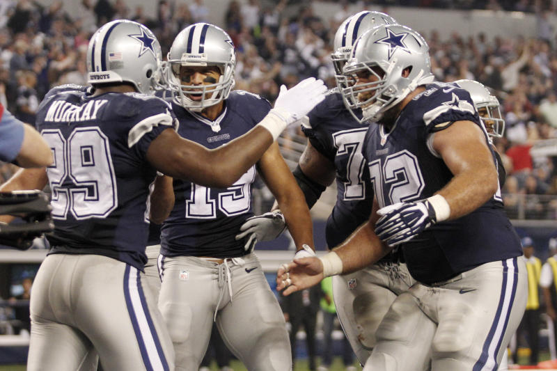 Murray gets 3 TDs, Cowboys rally by Raiders 31-24
