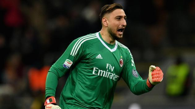 <p>Donnarumma to stay at Milan despite Reina deal rumours</p>