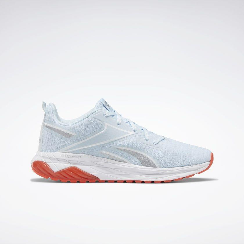 """<p><strong>reebok</strong></p><p>reebok.com</p><p><a href=""""https://go.redirectingat.com?id=74968X1596630&url=https%3A%2F%2Fwww.reebok.com%2Fus%2Fliquifect-sport-women-s-running-shoes%2FFV2528.html&sref=https%3A%2F%2Fwww.runnersworld.com%2Fgear%2Fg33656741%2Freebok-running-shoe-sale%2F"""" rel=""""nofollow noopener"""" target=""""_blank"""" data-ylk=""""slk:Shop Women's"""" class=""""link rapid-noclick-resp"""">Shop Women's</a></p><p><del>$80</del><strong><br>$35 <strong>(with code RUN50)</strong></strong></p><p>Lightweight and cushioned, these are great for the casual runner, and the polyurethane-injected heel keeps them from breaking down. </p>"""