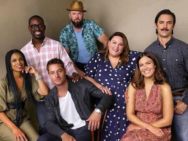 Star cast of 'This Is Us' (Image Source: Instagram)