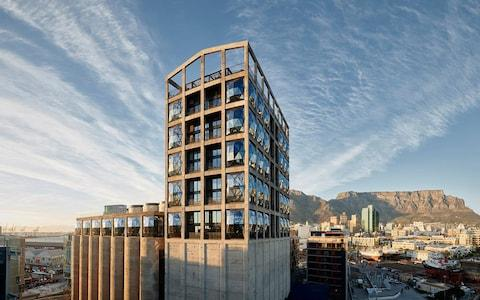 MOCAA, Cape Town - Credit: Copyright Mark Williams. All rights reserved./Mark Williams