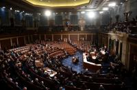 FILE PHOTO: Joint session to certify the 2020 election results, in Washington