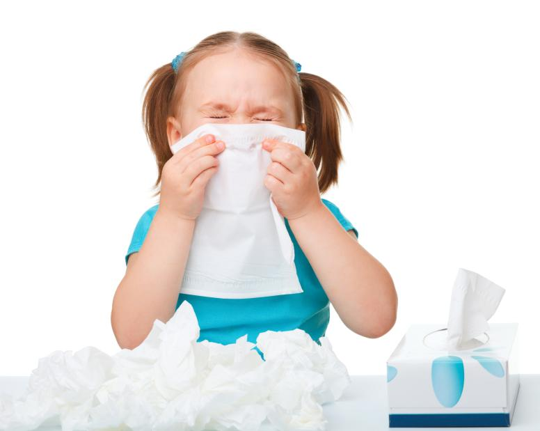 """<div class=""""caption-credit""""> Photo by: istock</div><div class=""""caption-title"""">...And Other Assorted Illnesses</div>If it's not lice, it'll be something else. Something moist. Germ-y. Contagious. And frequent. Bet on it. <br>"""