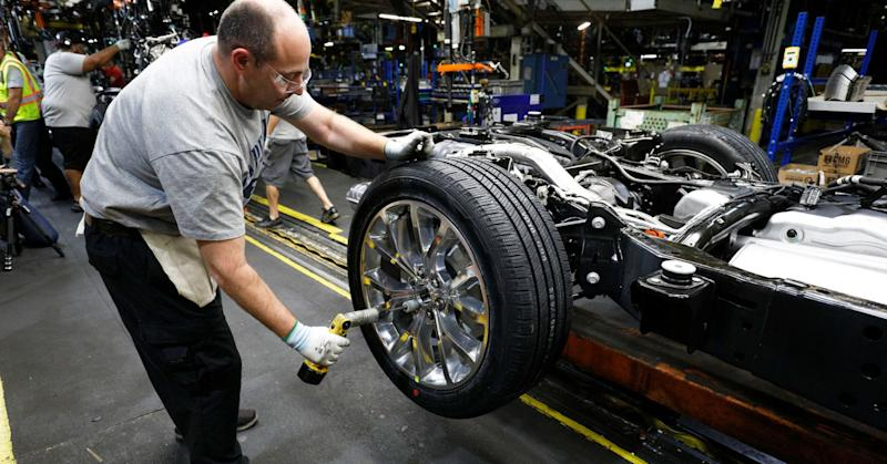 Ford is boosting SUV production and adding 550 jobs at Kentucky truck plant