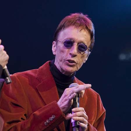 Robin Gibb mourning continues