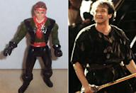 <p>And this is meant to be Robin Williams in Steven Spielberg's 'Hook.' (Photo: Mattel/Everett)</p>