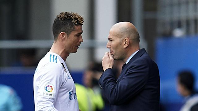 Ramon Calderon says Real Madrid have failed to recover from the close-season departures of Zinedine Zidane and Cristiano Ronaldo.