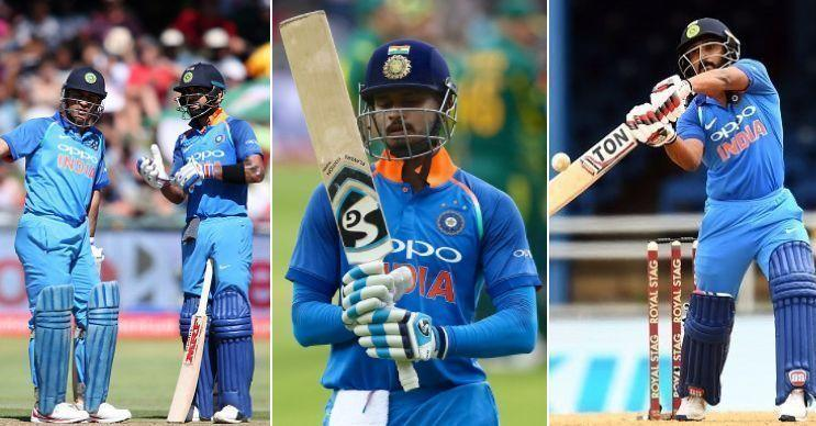 India have changed their no.4 batsman several times since the World Cup