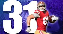 <p>C.J. Beathard threw for 298 yards and a pair of touchdowns, including a long one to blossoming tight end George Kittle. (George Kittle) </p>