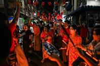 Anger has grown in Myanmar since the coup that overthrew the country's civilian leaders this week