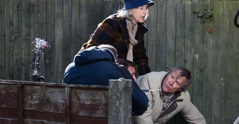 Corrie' spoilers: Roy Cropper accused of 'dogging'