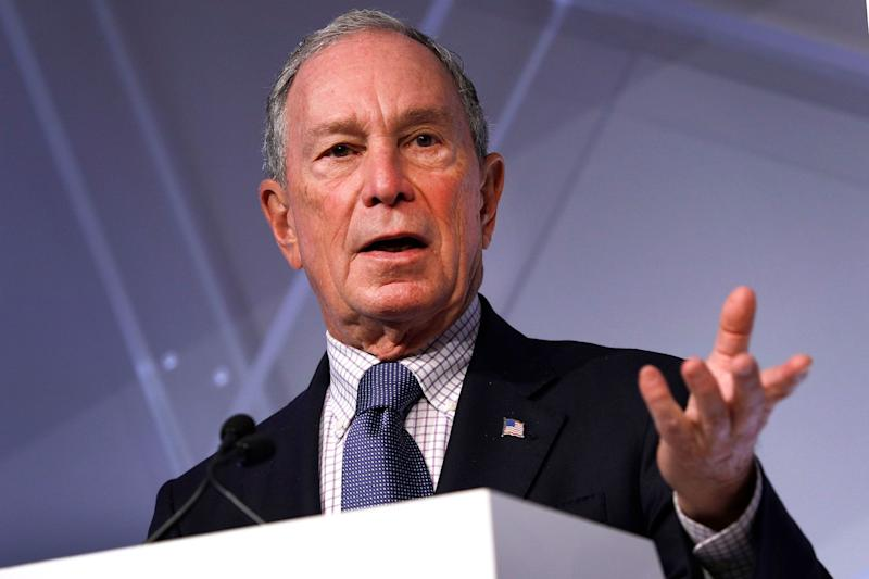 GOP money group prepares opposition research blitz against Mike Bloomberg if he runs for president