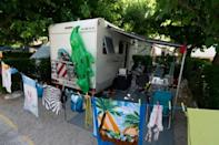 Many people who have never thought about motorhome holidays have decided to 'give it a go because of the circumstances'