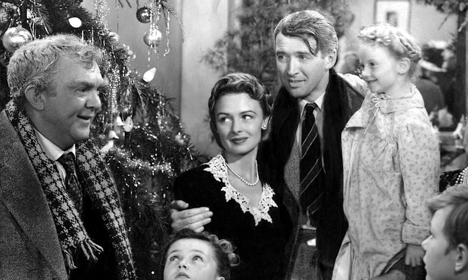 This festive favourite was actually a huge flop when it was first released in 1946. When the copyright expired on the film in 1975 it was played in heavy rotation on a number of TV stations and became recognised as a true classic.
