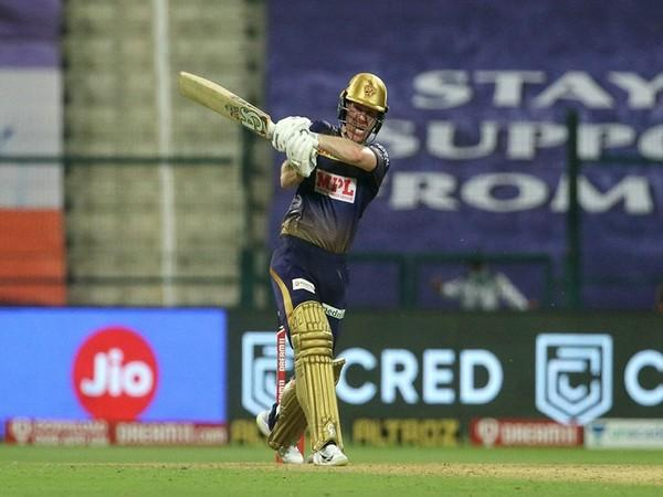 KKR's middle-order batsman Eoin Morgan (Photo/ iplt20.com)