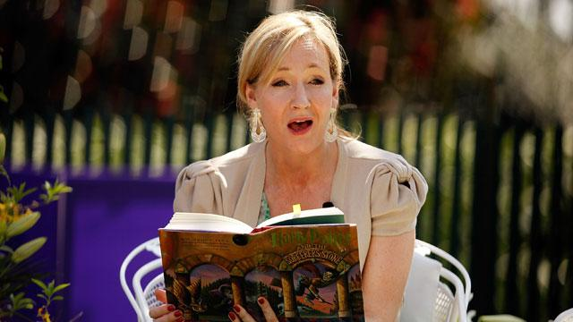J.K. Rowling Sends Letter From Dumbledore To Shooting Survivor Whose Family Was Murdered