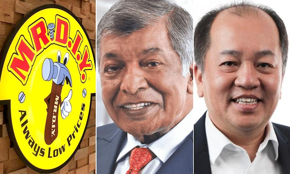 Mr DIY duo, Gnanalingam and Greatech boss make Forbes billionaire list
