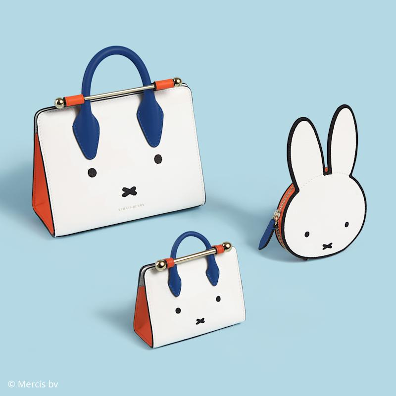 Strathberry X Miffy Collection