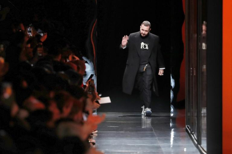 Designer Kim Jones brings a spot of English aristocratic insouciance to the Dior show in Paris