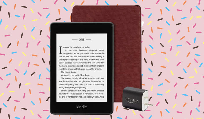 Save on the reader of your dreams. (Photo: Amazon)