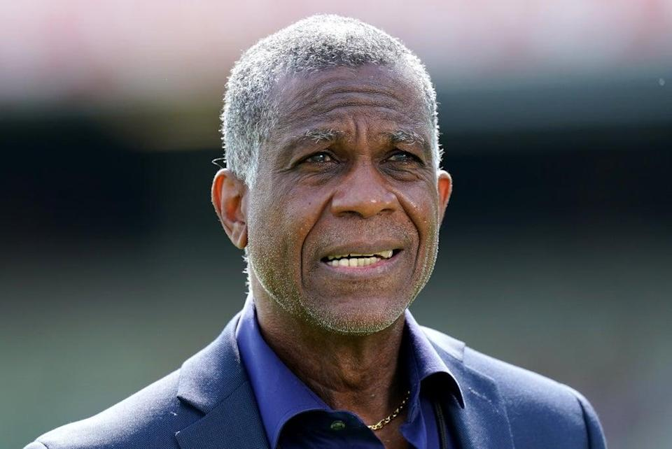 Michael Holding has written a book called 'Why We Kneel, How We Rise' (PA Wire)