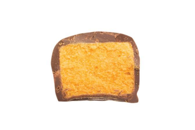 """<p><b>Upstate-Sponge Candy</b></p><p>A 70-year-old candy-maker in Buffalo, Watson's caramelizes spun sugar in copper kettles, then clobbers it in chocolate. <i><a href=""""https://watsonschocolates.com/product/sponge-candy/"""" rel=""""nofollow noopener"""" target=""""_blank"""" data-ylk=""""slk:$40, Watson's Chocolate"""" class=""""link rapid-noclick-resp"""">$40, Watson's Chocolate</a></i></p><p><i>(Photo: Jody Wissner)  </i><br></p><p><br></p>"""