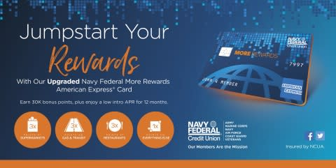 Navy Federal Credit Card Upgraded with 3X Points on Dining