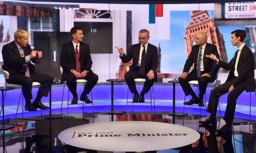 BBC Conservative leadership debate – the winners and the losers