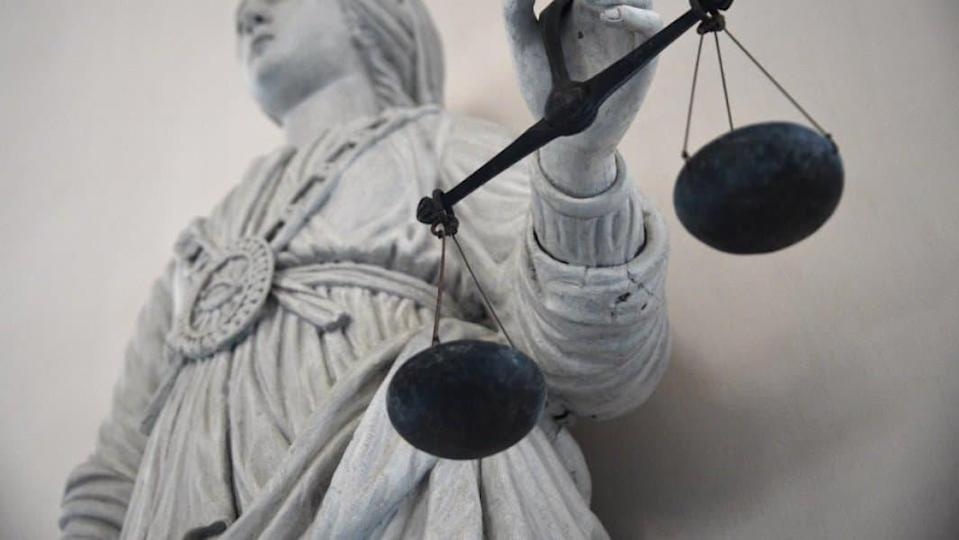 Une balance de la justice. (Photo d'illustration) - AFP
