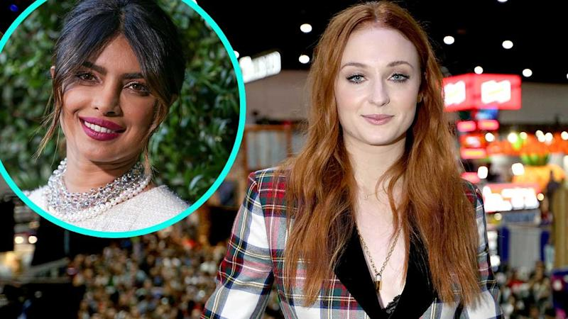 Sophie Turner Gushes Over 'Beautiful' Future Sister-in-Law Priyanka Chopra