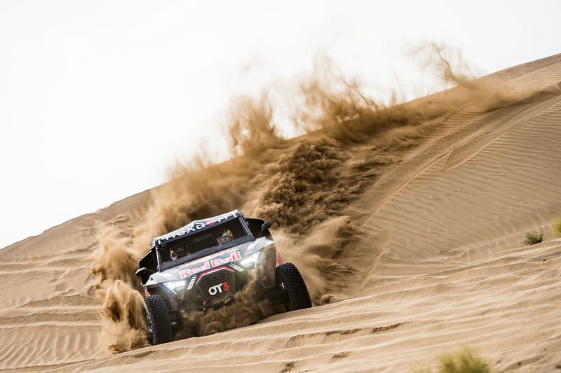 """#403 Red Bull Off-Road Team USA OT3: Cyril Despre, Mike Horn<span class=""""copyright"""">Red Bull Content Pool</span>"""